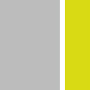Grey/Lime Green/White 50051