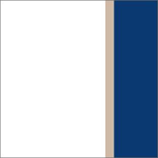 White/Blue/Sand 50057